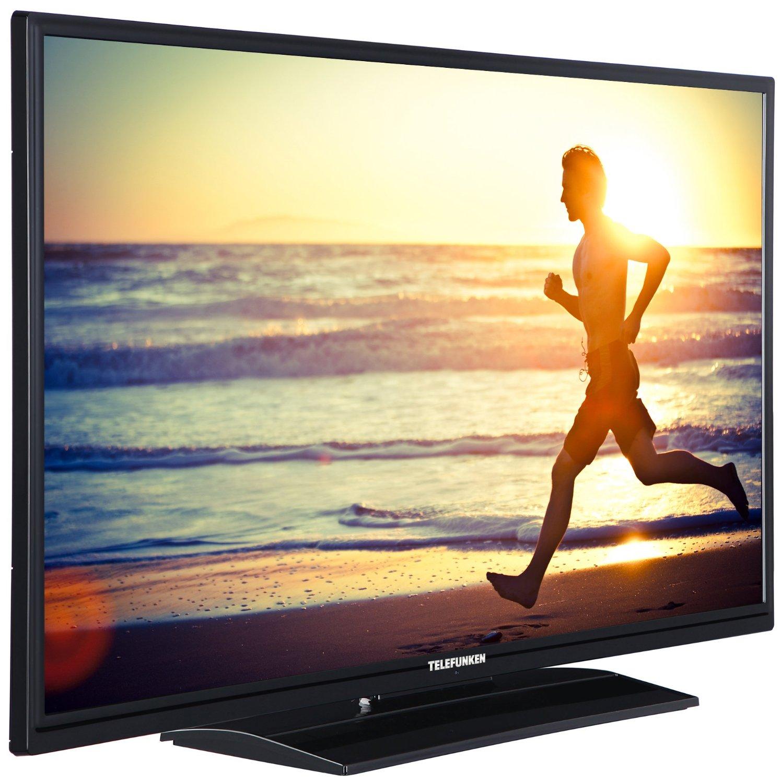 telefunken d40f127q3c 101 cm 40 zoll led tv full hd dvb t c s2 neu ebay. Black Bedroom Furniture Sets. Home Design Ideas